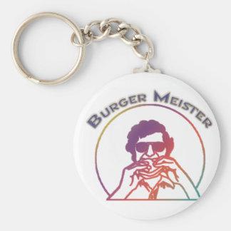 Burger Meister Keychain