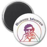 Burger Meister Magnet