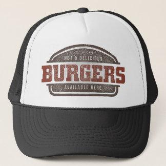 burger-nobackground trucker hat