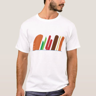 Burger slash T-Shirt