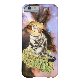 burger weed kat barely there iPhone 6 case