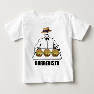 Burgerista Baby T-Shirt