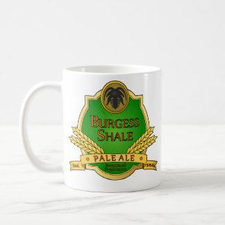 Burgess Shale Pale Ale Coffee Mug