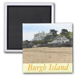 Burgh Island, Devon Magnet
