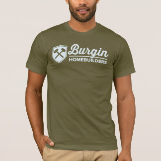 Burgin Homebuilders Basic T T-Shirt