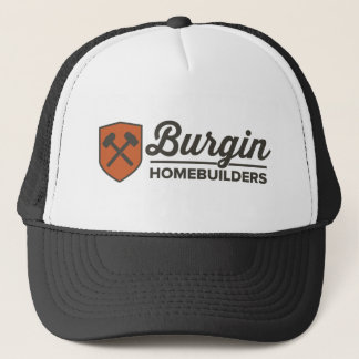 Burgin Homebuilders Trucker Hat