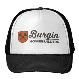 Burgin Homebuilders Trucker Hat
