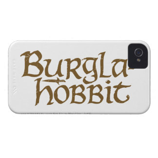 Burgla Hobbit iPhone 4 Case