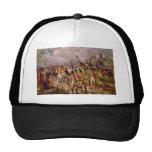 Burgoyne's Surrender at Saratoga by Percy Moran Hats