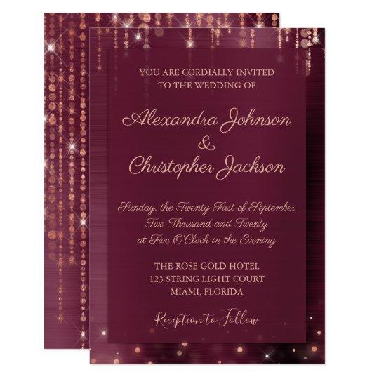 Inserts Wedding Invitations