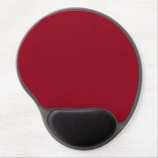 Burgundy Red Gel Mousepad