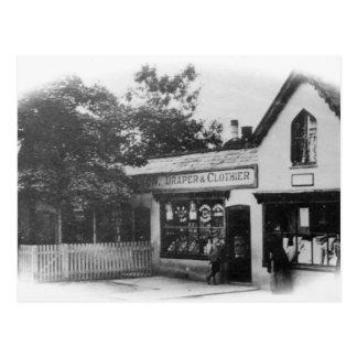 Burham, Kent, c.1909 Postcard