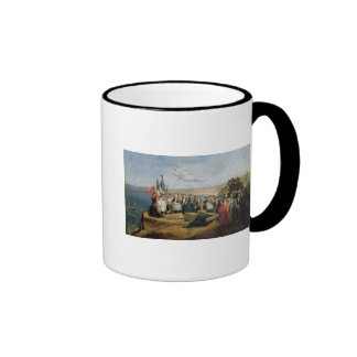 Burial of the Vicomte de Chateaubriand Mugs