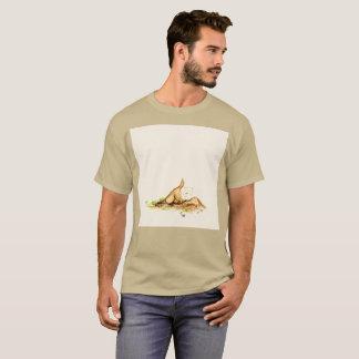 Buried Underground Perro Watercolor Rare T-Shirt
