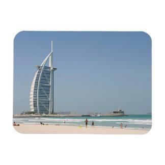 Burj Al Arab From Sunset Beach, Dubai Magnet