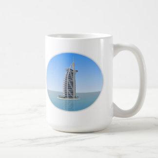 Burj Al Arab Hotel Dubai: 3D Model: Coffee Mug
