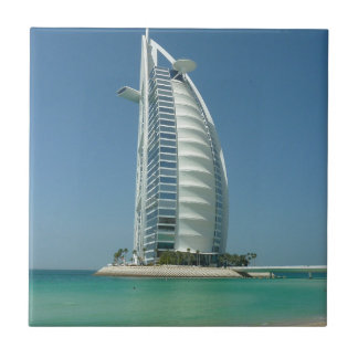 Burj Al Arab Small Square Tile