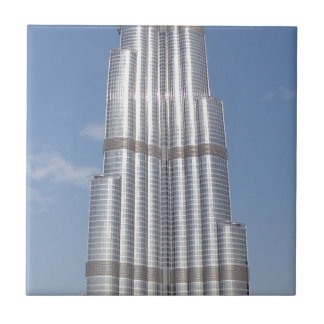 Burj Khalifa 5 Small Square Tile