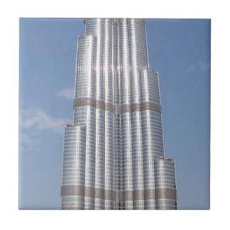 Burj Khalifa 5 Small Square Tile