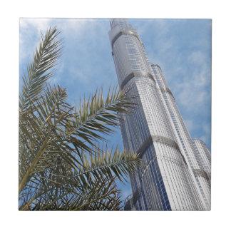 Burj Khalifa Small Square Tile