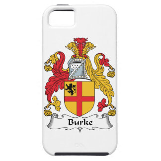 Burke Family Crest iPhone 5 Covers