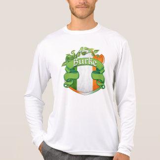 Burke Irish Shield T-Shirt