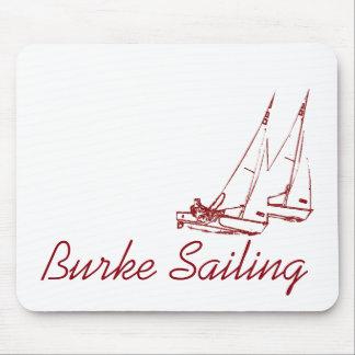 Burke Sailing Mousepad