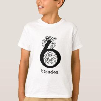 Burke Surname T-Shirt