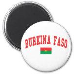 Burkina Faso College Style Magnets