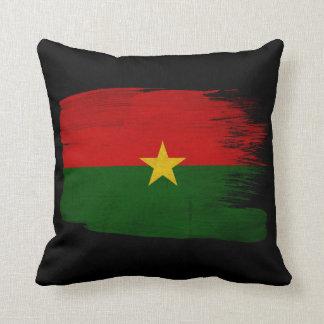 Burkina Faso Flag Cushion