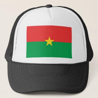 Burkina Faso Flag Hat
