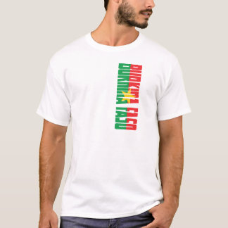 Burkina Faso Flag T-Shirt