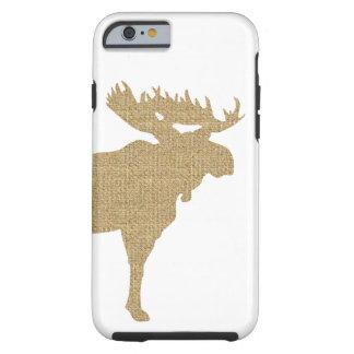 Burlap Moose Tough iPhone 6 Case