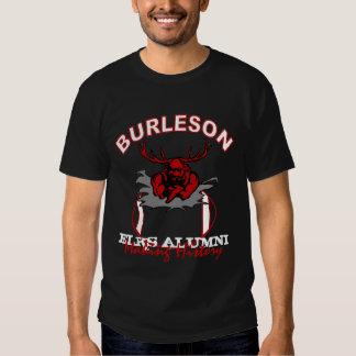 Burleson Elks Alumni Tee