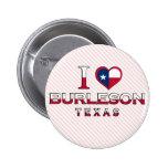 Burleson, Texas Pins