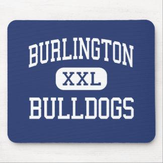 Burlington - Bulldogs - Junior - Burlington Mouse Pads