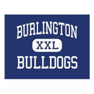 Burlington - Bulldogs - Junior - Burlington Postcard