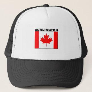 Burlington, Ontario Trucker Hat