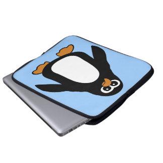 Burly Penguin Laptop Sleeve