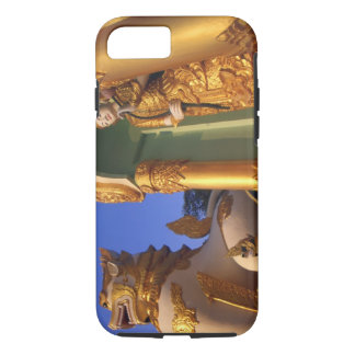 Burma (Myanmar), Rangoon (Yangon) Temple iPhone 8/7 Case