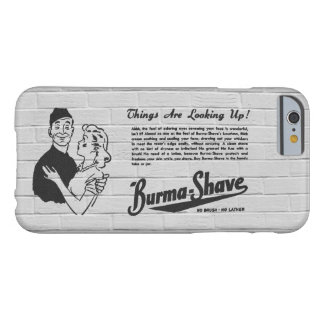 Burma Shave Adoring Eyes Barely There iPhone 6 Case
