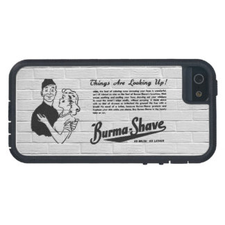 Burma Shave Adoring Eyes iPhone 5 Covers
