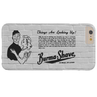 Burma Shave Adoring Eyes Barely There iPhone 6 Plus Case