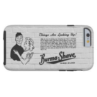 Burma Shave Adoring Eyes Tough iPhone 6 Case