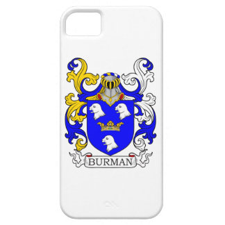 Burman Coat of Arms II iPhone 5/5S Covers