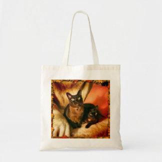 Burmese Autumn Bags