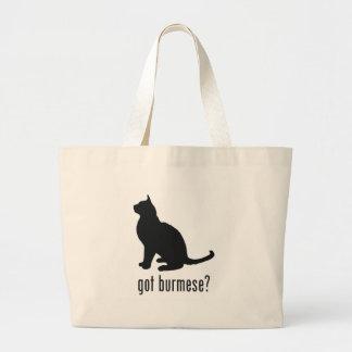 Burmese Cat Bags