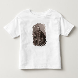 Burmese magistrate, late 19th century toddler T-Shirt