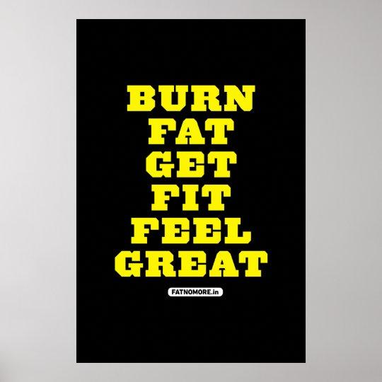 BURN FAT - GET FIT - FEEL GREAT