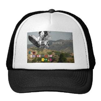 Burn Hollywood Burn Mesh Hat